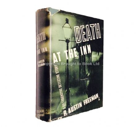 Death at the Inn by R Austin Freeman First Edition US Dodd, Mead & Company 1937